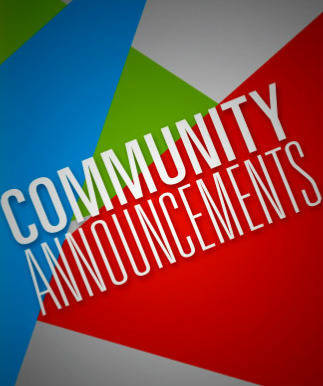 Community Notices 22nd November, 2017