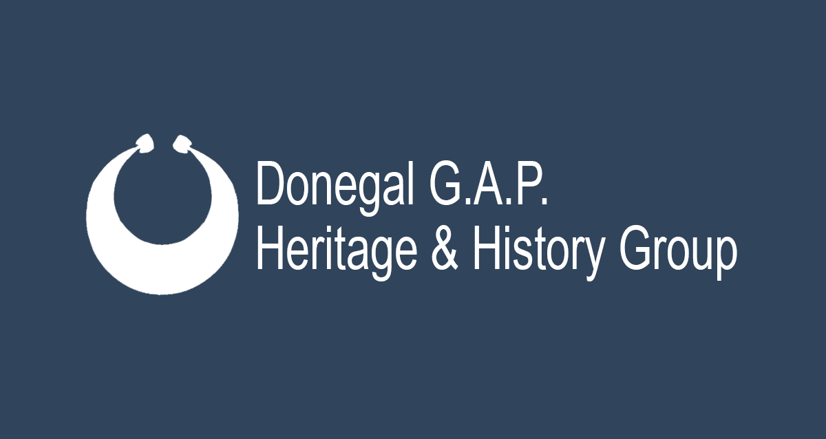 Donegal GAP Heritage and History Group Meeting