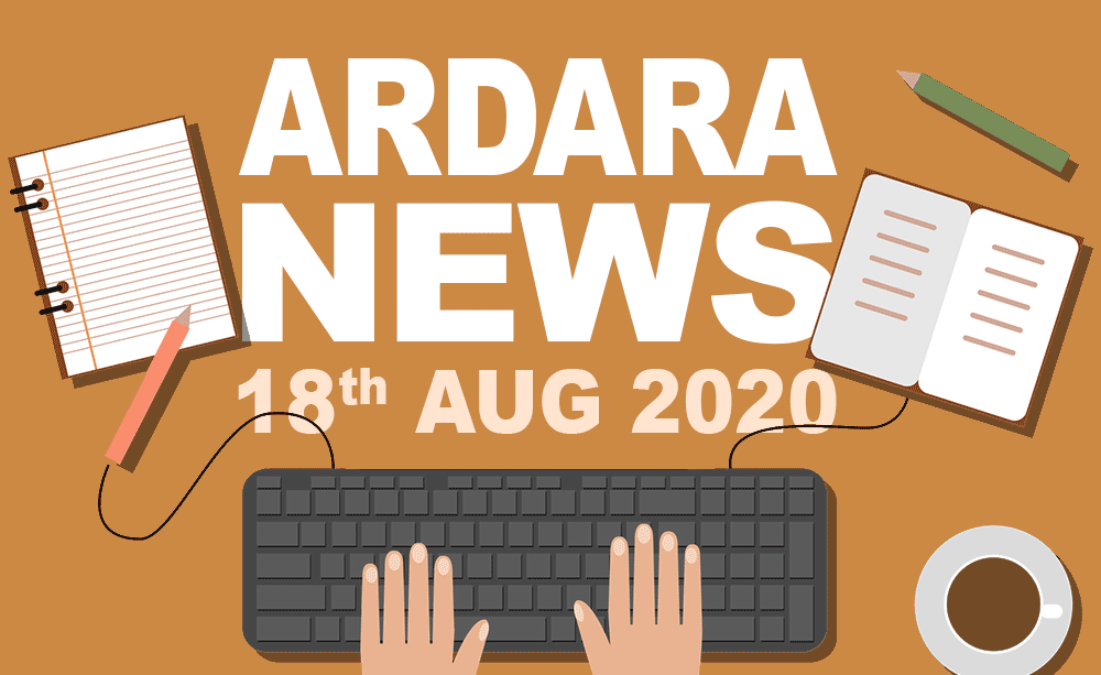 Ardara News 18th August 2020