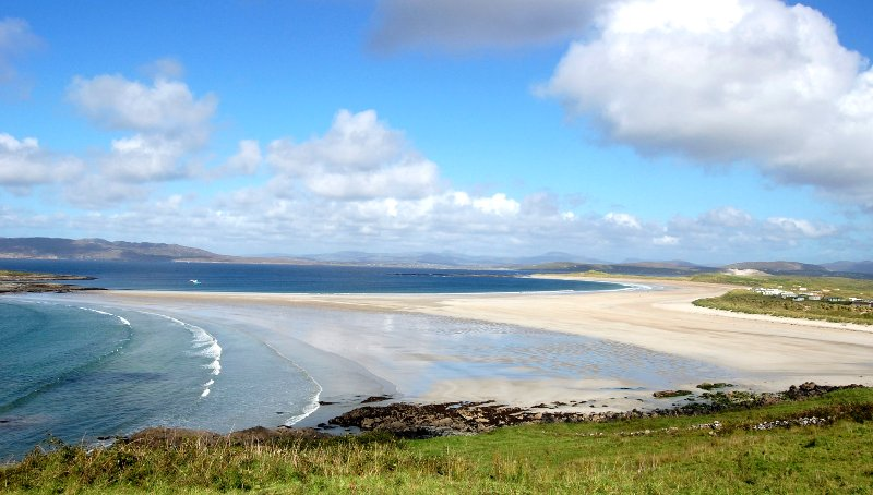 Narin strand in Ireland's Top 10 on Trip Advisor