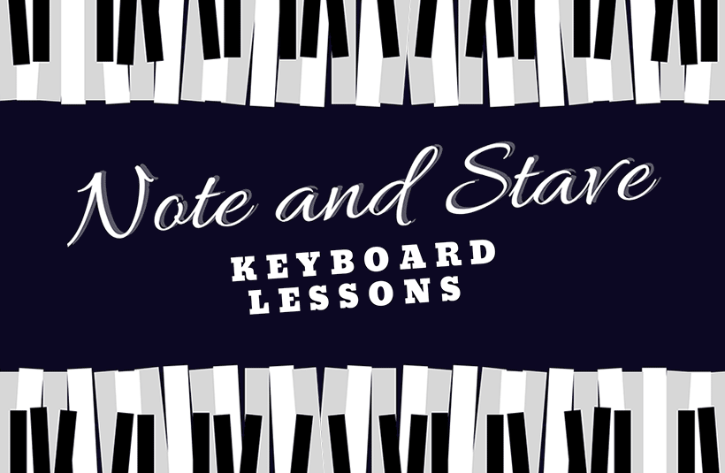 Keyboard Lessons Registration