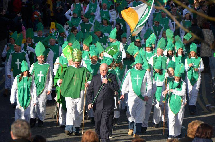 St. Patrick's Day Parade Returns for Year 31!