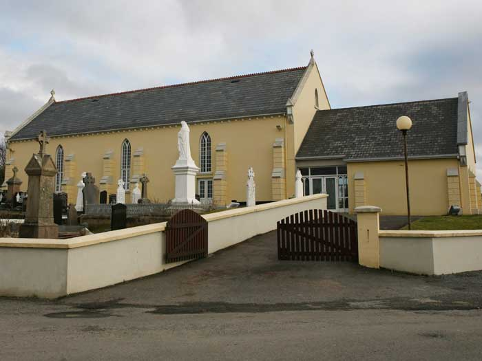 St Conals Church Kilclooney