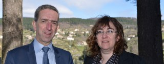 Laetitia SERRE et Maurice WEISS