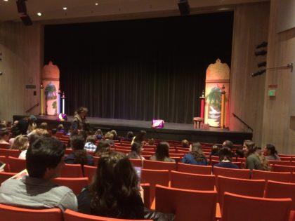 Aladdin Stage