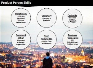 Product person skill
