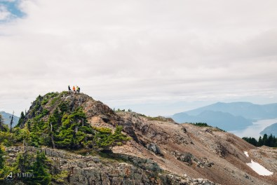 The almost end of Goat Ridge