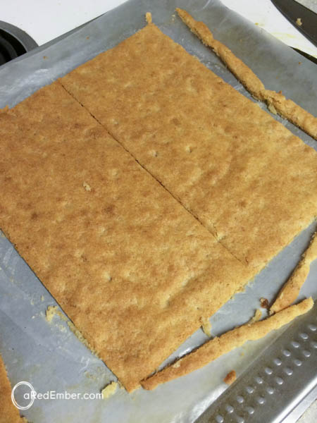 graham cracker cookie