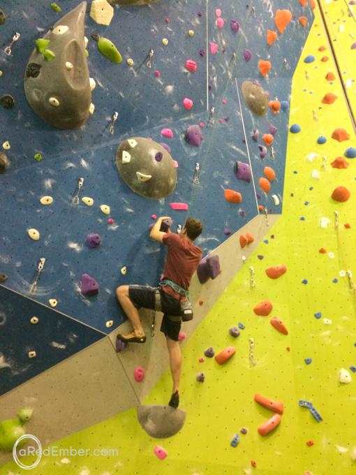 Climbing hobbies