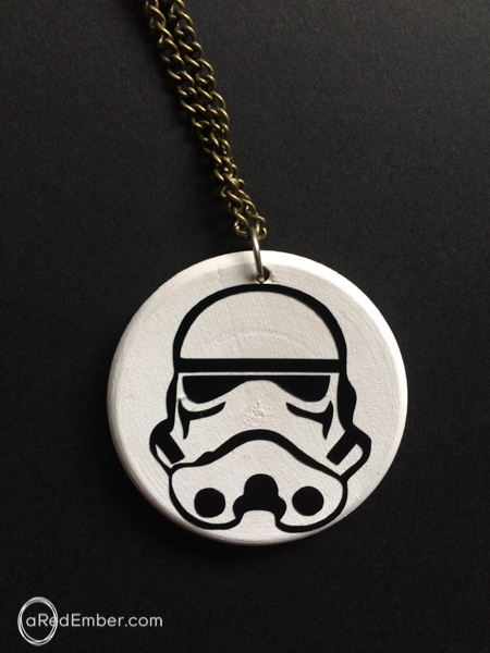 Star Wars Reversible Necklace