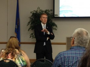 Congressman James Lankford (R-OK)