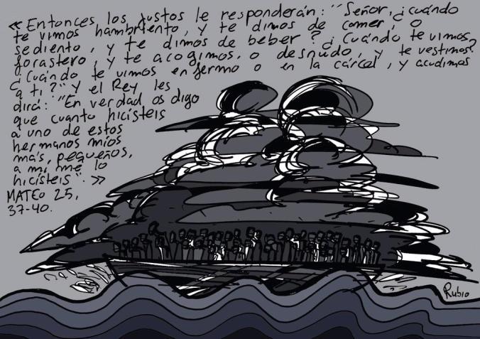 Jesús Rubio-Solidaridad