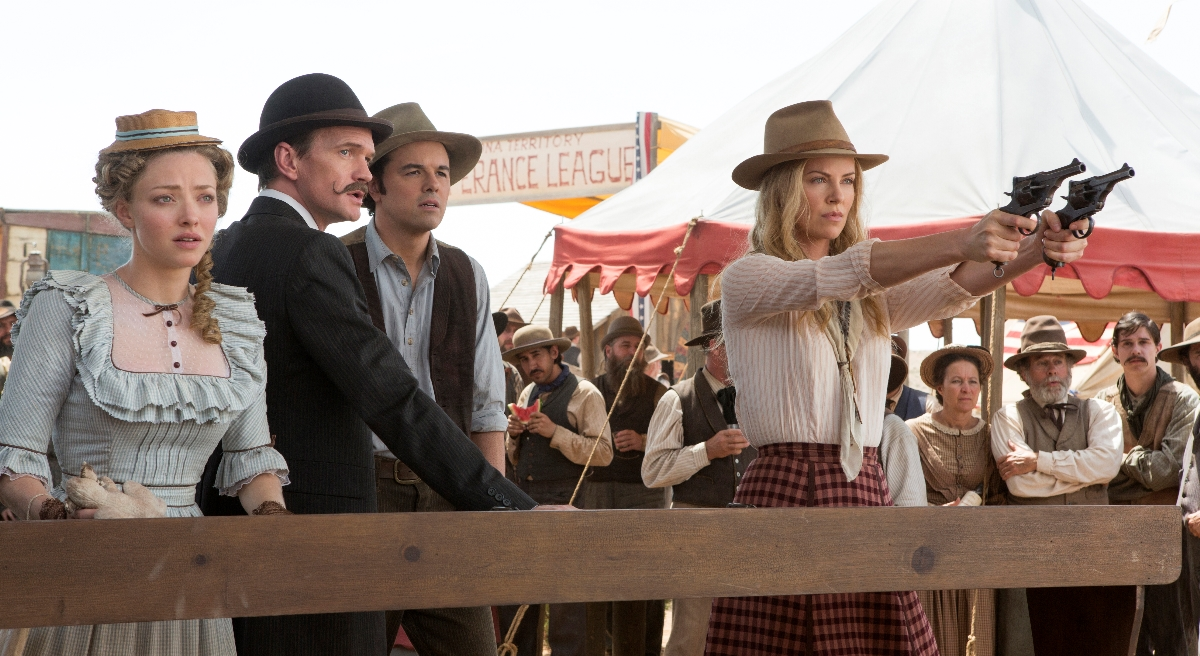 A Million Ways to Die in the West Review Podcast