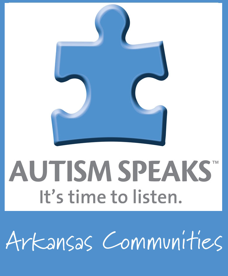 Autism Speaks arkansas logo