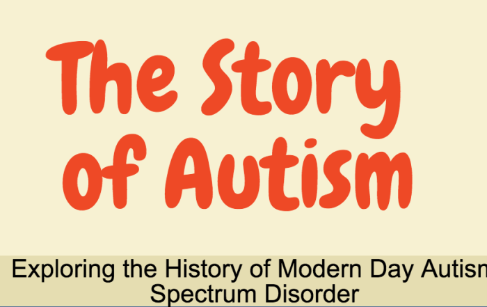 The Story of Autism