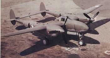 discovery of Antoine de Saint-Exupéry P-38 Lightning