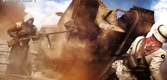 Battlefield 1 is a new epic World War 1 Game!