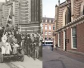 Amsterdam Then & Now by Koos Winkelman
