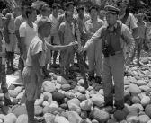 Japanese Surrender in 1951 at Island of Anatahan