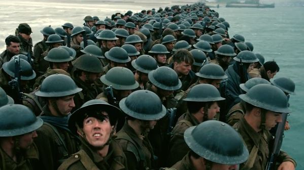 "First trailer of WWII Action Thriller ""Dunkirk"" released"