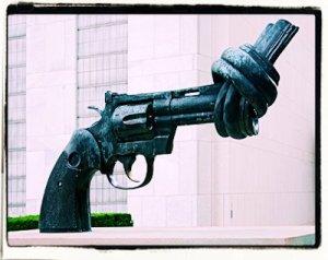 Monumento no violencia
