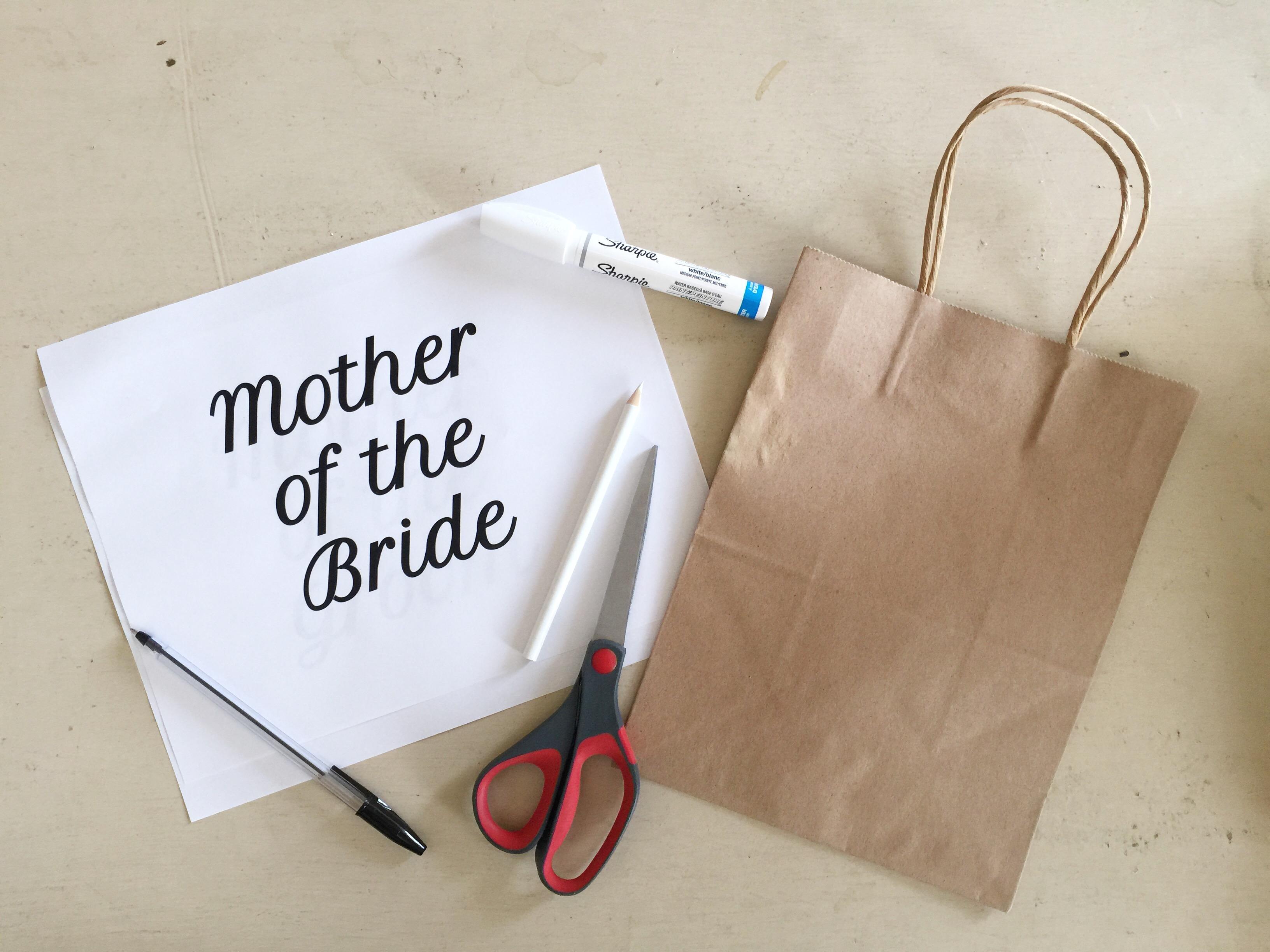 Fullsize Of Wedding Gift Bags