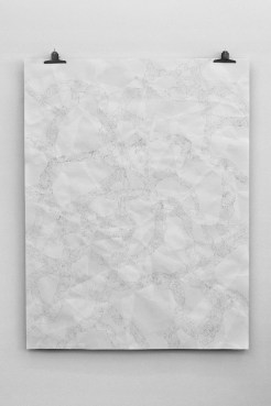 graphite on paper, 130x100cm, 2013