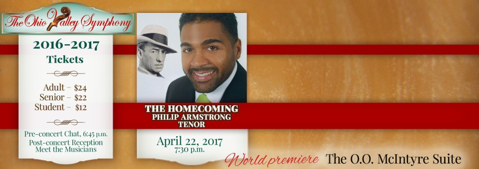 The Homecoming, Philip Armstrong, tenor