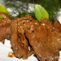 Javanese Braised Beef Recipe