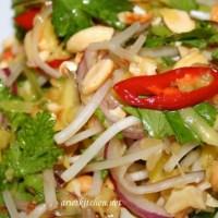 My Yummy Mango Salad Recipe