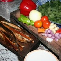 Smoked Tuna -Pindang Tongkol Cooked with Coconut Milk Recipe