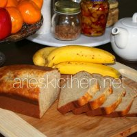 Very Easy Banana Bread Recipe