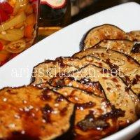 Japanese Eggplant Teriyaki Sauce Recipe