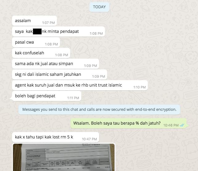 kisah agen unit trust-1