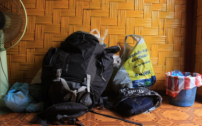 The least useful things to pack for a RTW trip