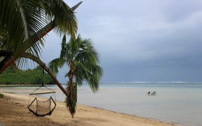 Resort Life in Fiji