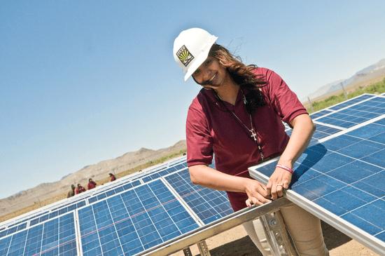 Black Rock Solar solar energy design