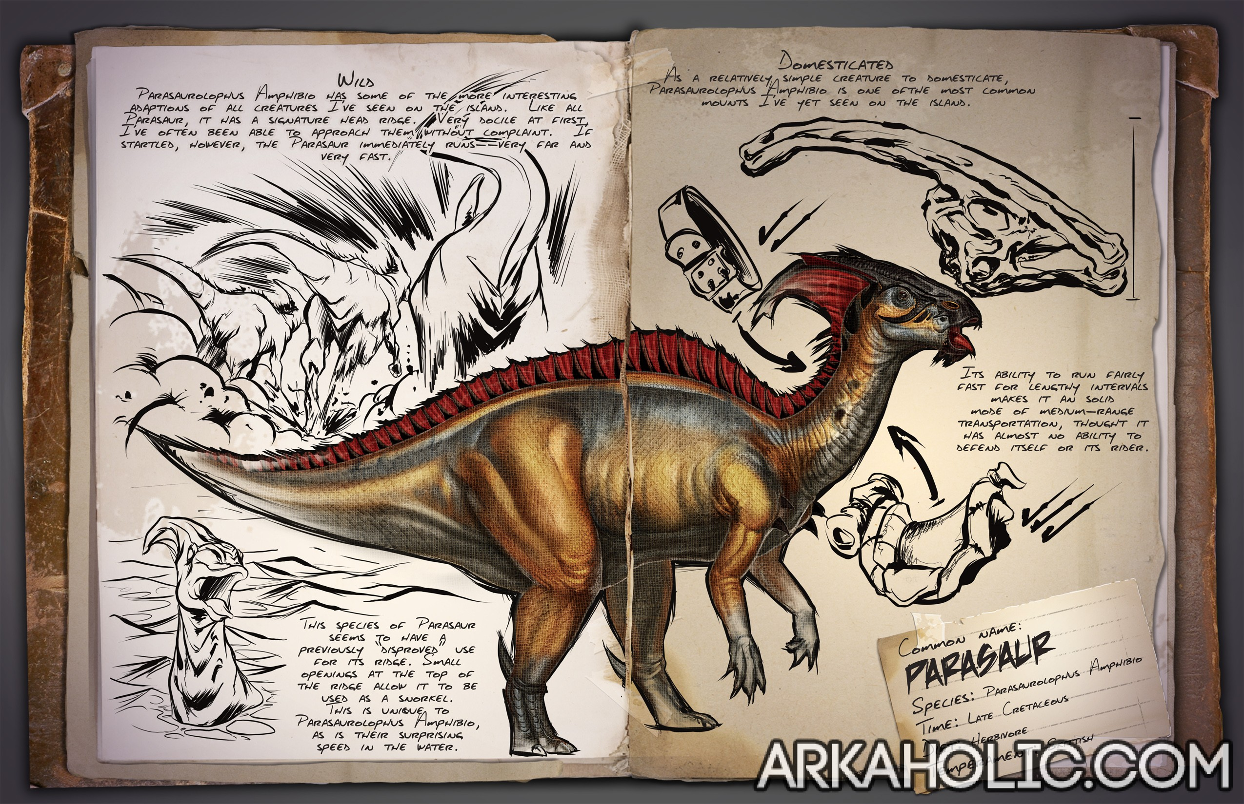 how to find high level dinos ark