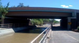 Montano Bridge Underpass