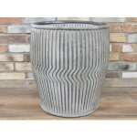 Metal Dolly Tub Planters Dolly Tub Planter. galvanised online and in store camberley surrey Fantastic vintage look.