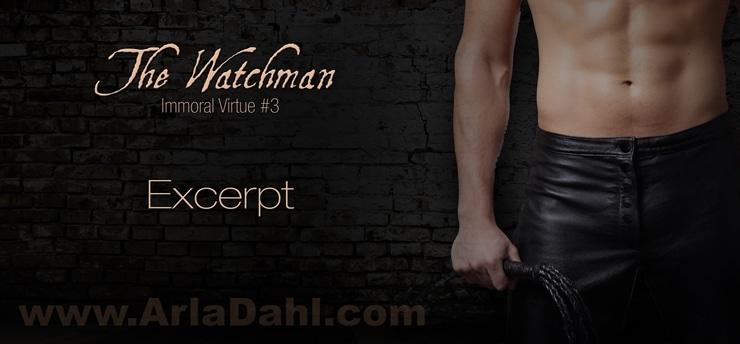 The Watchman - NEW RELEASE! - Excerpt