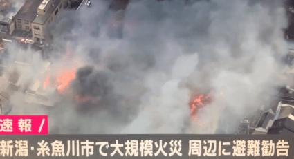 糸魚川の火災の損害賠償って?新潟上海軒の出火原因や保険の補償等