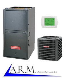 Heating and Cooling Newark Ohio -ARM Building Services