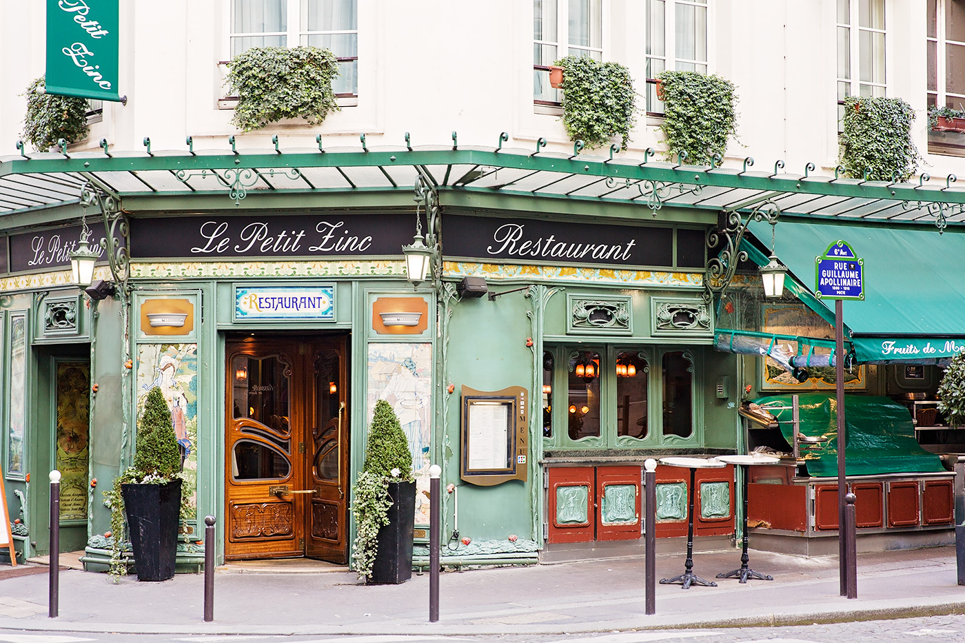 Wondrous Paris French Le Petit Zinc Paris Restaurants French Restaurants By Le Petit Zinc Restaurant French Meaning Your bark post Cute In French