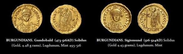 Burgundians-Gundobald-Sigismund