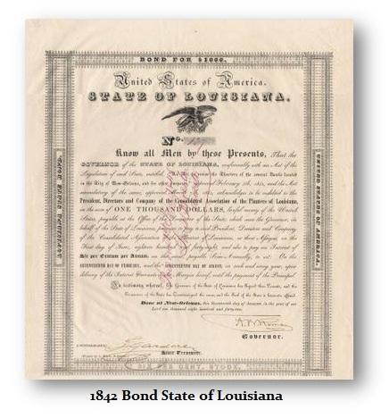 Louisiana 1842