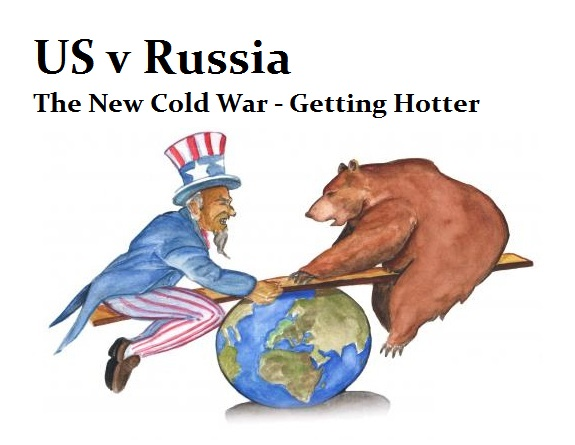 Image result for america russia at war