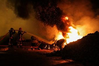 The Decline & Fall Of Europe: French Farmers Set Tax Office On Fire