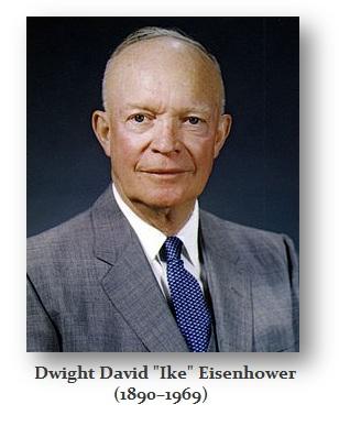 Eisenhower Dwight Ike  (1890–1969)
