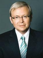 Rudd Prime Minister